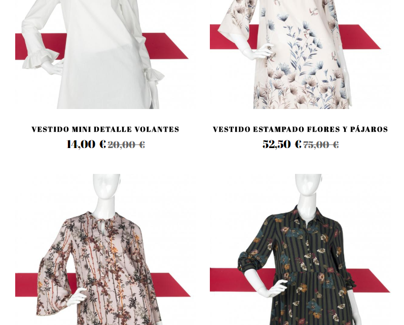 Tiendas online baratas y fiables de ropa de mujer