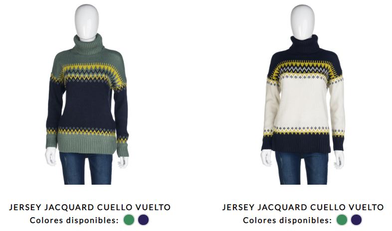Jerseys de invierno para mujer baratos 2018-2019