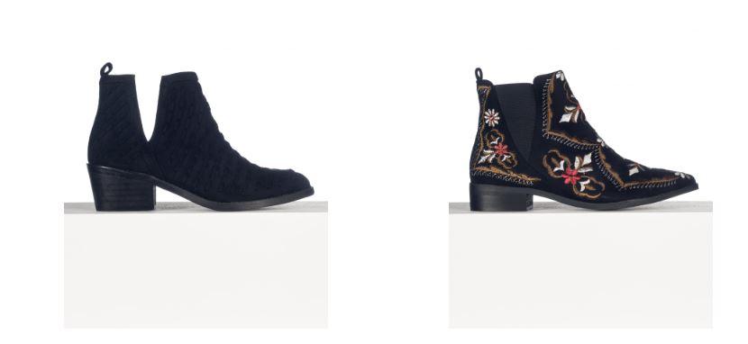 Comprar ropa y zapatos baratos por Internet de mujer